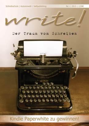 write! Das Magazin für alle, die schreiben