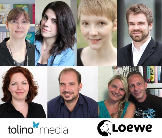 Schreibwettbewerb Loewe Verlag und tolino media