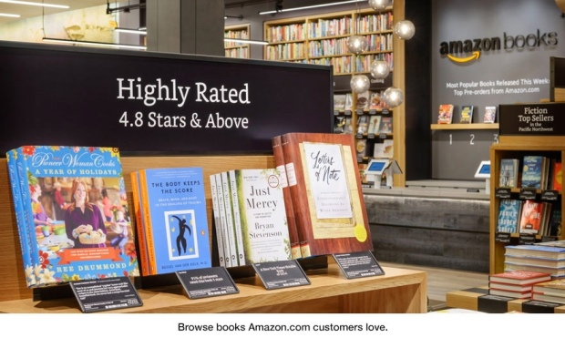 Amazon Buchstore