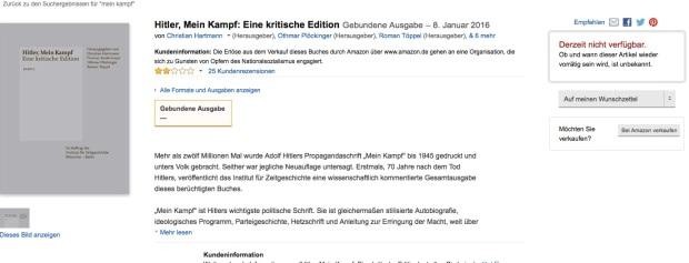MeinKampfAmazon